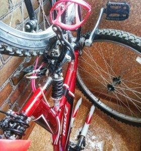 Продам корейский горный велосипед Zyden