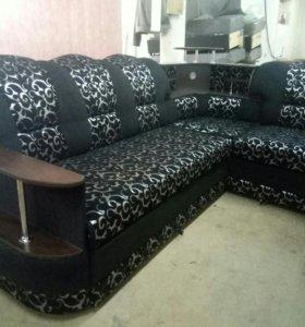 """Большой угловой диван """"Швед"""" от производителя"""