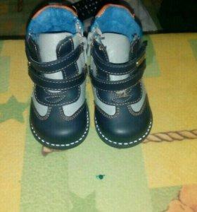 Обувь детская весна-осень