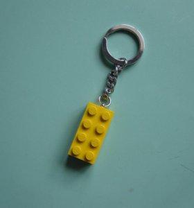 Lego брелоки