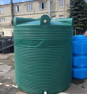 Ёмкость пластиковая 5000 литров