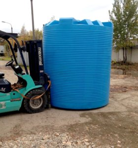 Емкости пластиковые 10000 литров