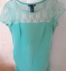 блузка для беременных hm