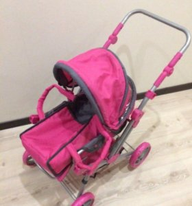коляска для кукол Boogi Boom