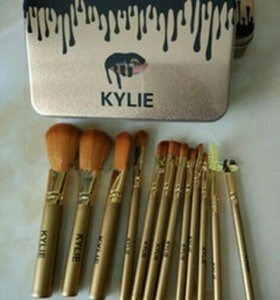 Набор кистей для макияжа Kylie 12 in 1