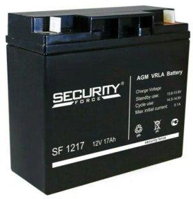 Аккумулятор 17 А/ч., 12В (SF 1217)