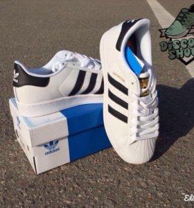 Кеды Adidas Superstar 2( р 43,44)