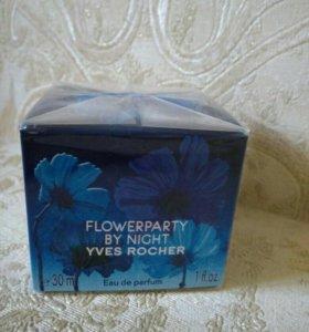 Парфюмерная вода Flowerparty от французской фирмы