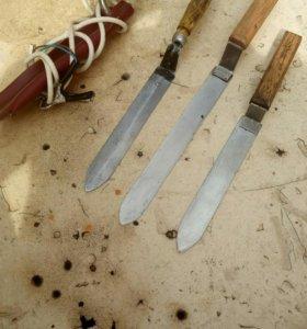 Ножи простые и электрические для пасеки