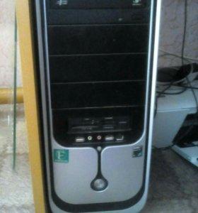 Компьютер ( процессор и монитор)