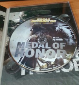Medal of honor (5игр)