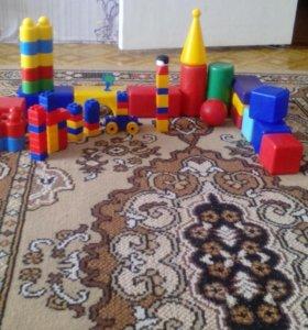 Кубики и конструктор