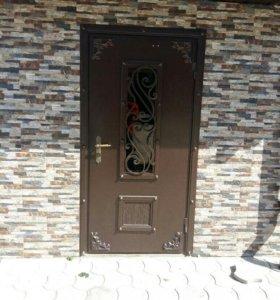 Двери, навесы и монгалы