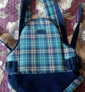Кенгуру переноска рюкзак для детей