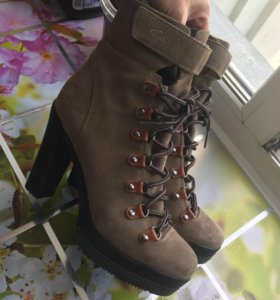 Ботинки Alberto Guardiani, осенние новые