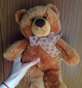 Мягкий Медвежонок AURORA