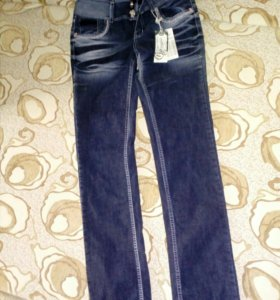 Штаны джинсовые 44разм.