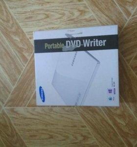 Внешний DVD Samsung