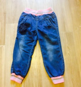 Детские джинсы