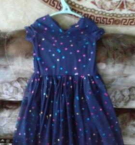 Платье для девочек , 146 рост