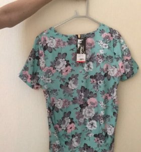 Новая блузка 42-44р