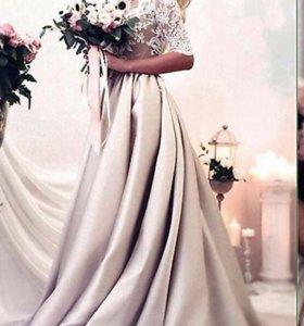 Свадебные платья. Новые.