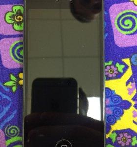 iPhone 5 16Gb LTE черный!