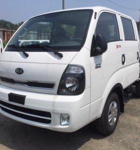 Kia Bongo lll, 2017г. Double Cab