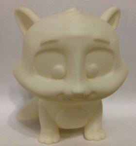 Фигурка котика