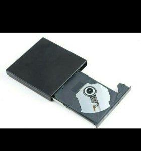 Внешний USB привод DVD-RW