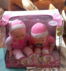 Многофункциональная кукла