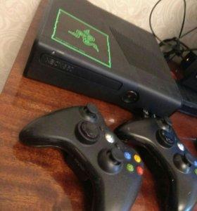 Xbox 360 и куча игр