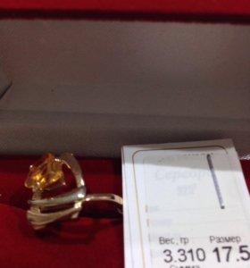 Кольцо б/ у золото585