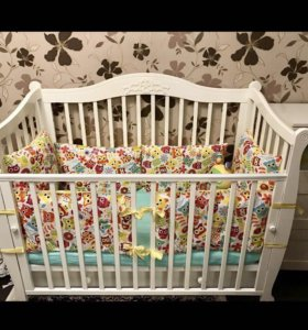 Детская Кроватка Моника Гандылян+ Кокосовый матрас