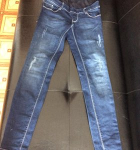 Ультрамодные джинсы для беременных