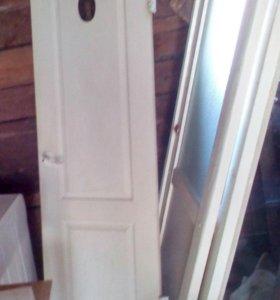 Двери б\у.