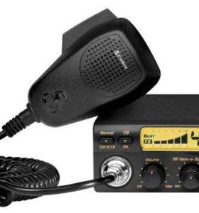CB-рация Cobra 19 DX 4 с антенной