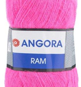 Пряжа YARNART Angora Ram