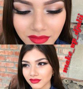 Визажист make_up_Djulii
