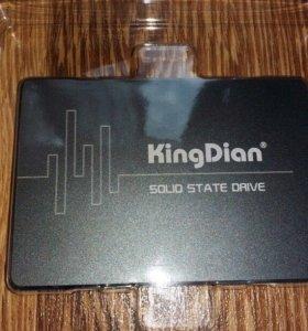 SSD KingDian, sata III, 2.5 дюймов на 120 ГБ, S400