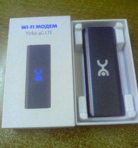 WI-FI Yota 4G LTE Модем.