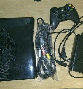 Xbox 360 S 250 гб прошитый