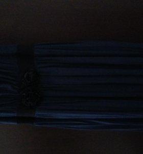 Платье - плиссе