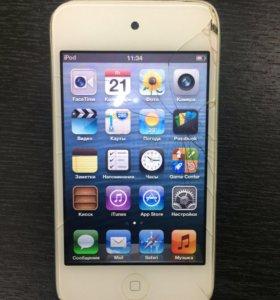 Плеер iPod touch 4