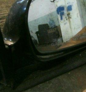 Зеркало правое Дэу Нексия
