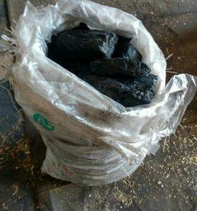 Уголь беловский жаркий тоннами и в мешках
