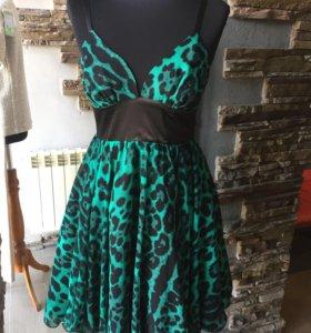 Новое платье р-р 44