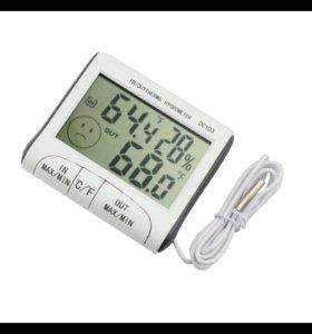 Цифровой термометр/гигромет DC103. 181217