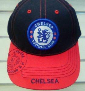 кепка футбольного клуба Челси