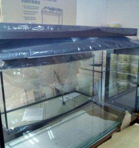 Новый аквариум 240 литров и другие